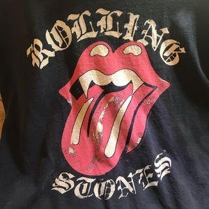 Vintage Shirts - Vintage Rolling Stone Tee Shirt